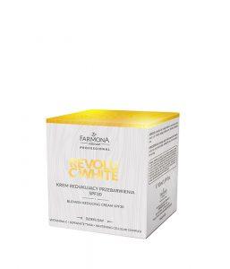 REVOLU C WHITE krem redukujący przebarwienia SPF30