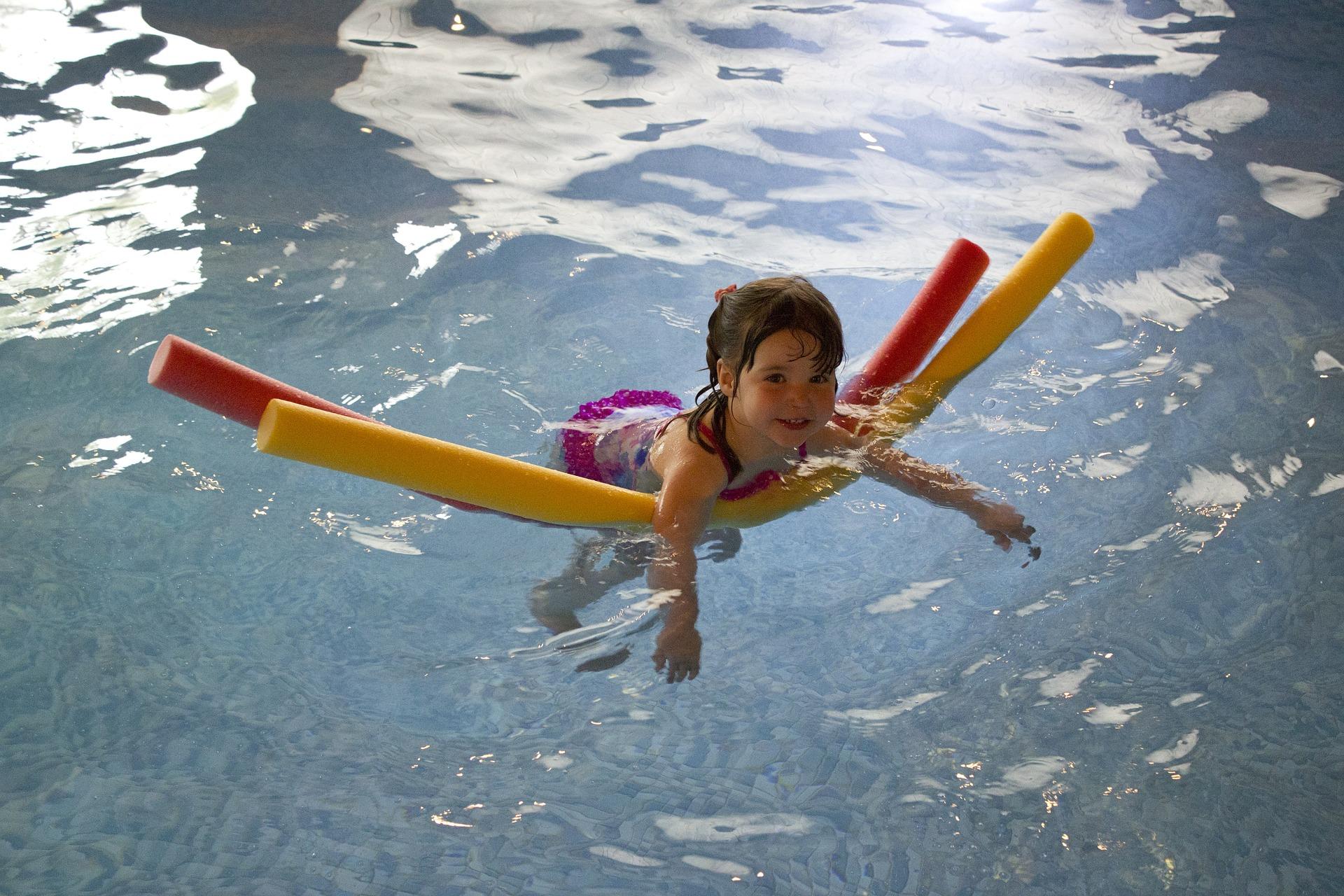 Terapia w wodzie dla dzieci